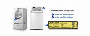 Samsung Vrt Washer Parts List