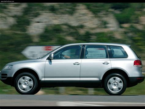 Volkswagen Touareg 2003 by Volkswagen Touareg 2003 Picture 29 Of 117