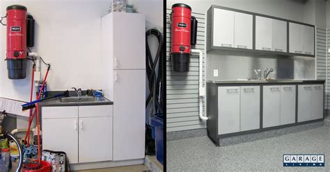 Cheap Cabinets For Garage cheap garage cabinets why you want to avoid these 5 types