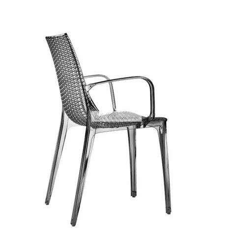 chaise de cuisine avec accoudoir chaise avec accoudoir par scab et chaises design