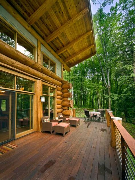 cabins for in wisconsin rustic meet modern cozy wisconsin lakeside cabin