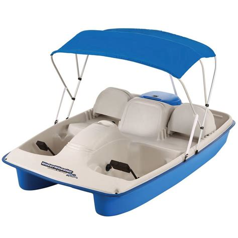 Sun Dolphin Paddle Boat Cover by Diy Pedal Boat Canopy Diy Do It Your Self