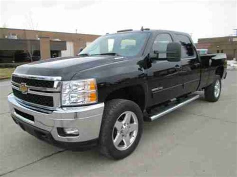 Sell Used 2011 Chevrolet Silverado 2500 Ltz Crew Cab Long