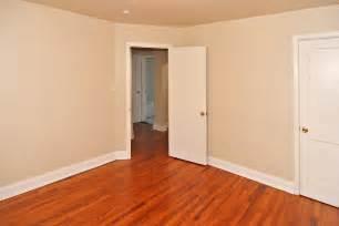 Two Floor Bed Hardwood Floor Bedroom Dominion Management