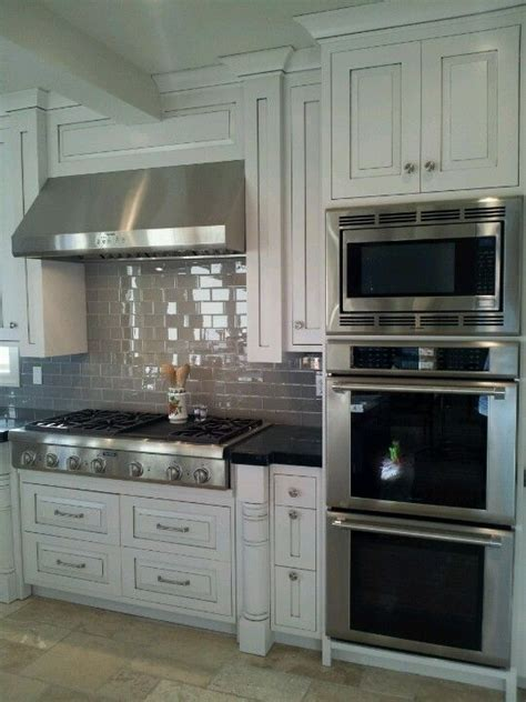 Kitchen Oven Wall by Custom Remodeled Kitchen Homes And Ideas By Foote