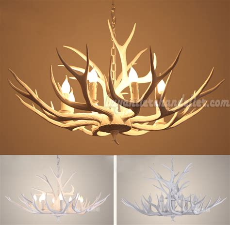 Antler Chandelier Shop by 8 Whitetail Deer Antler Chandelier White Ceiling