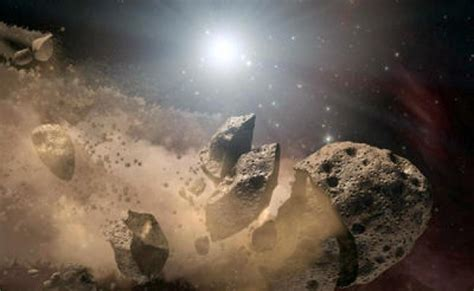 Russian Scientist Spots Giant-sized Asteroid Heading