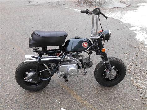 Other 1969 Honda Z50 Mini Trail Pit Bike