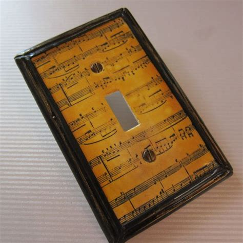 room wall art switch plate cover single