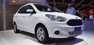 Llegará el nuevo Ford Ka sedán en el 2017 a la Argentina? 16 Valvulas