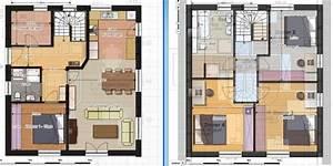 Grundriss Einfamilienhaus 140 Qm : grundrisse einfamilienhaus ca 140 qm ~ Markanthonyermac.com Haus und Dekorationen