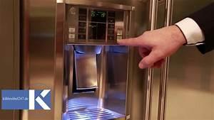 Kühlschrank General Electric : general electric amerikanischer k hlschrank ore 30 vgf 7e elegance youtube ~ Michelbontemps.com Haus und Dekorationen