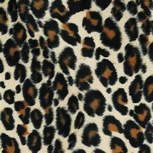 Fausse Fourrure Tissu : tissu fausse fourrure synth tique poils courts panth re ~ Teatrodelosmanantiales.com Idées de Décoration