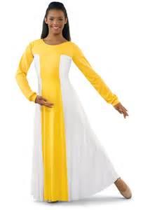 Color-Block Praise Dress