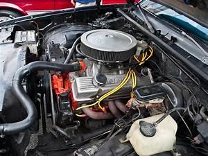 1980 El Camino Engine