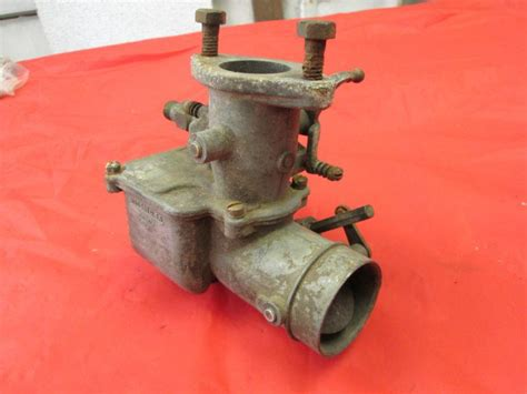 Find Marvel Type Carb For Model A Ford Used Motorcycle In