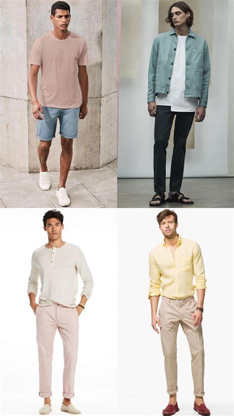 men s spring summer 2017 fashion trends preview fashionbeans