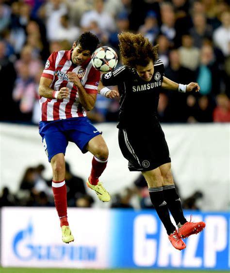 Soccer UEFA Champions League Semi Final First Leg Atletico ...