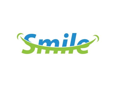 smile by design playful education logo design for smile by