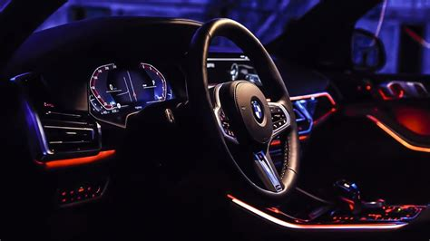 bmw  ambient lighting bmw cars review release
