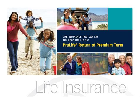 Some life insurance companies have begun offering guaranteed universal life insurance with a return of premium option, but these are quite different than rop term life insurance policies. Prudential Life Insurance: An Unparalleled Review of a Great Company
