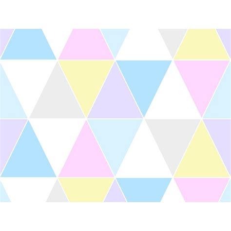 mon coin maison papier peint 100 intiss 233 motif triangle