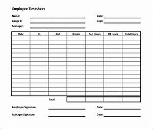 employee time sheet templates beneficialholdingsinfo With time recording template