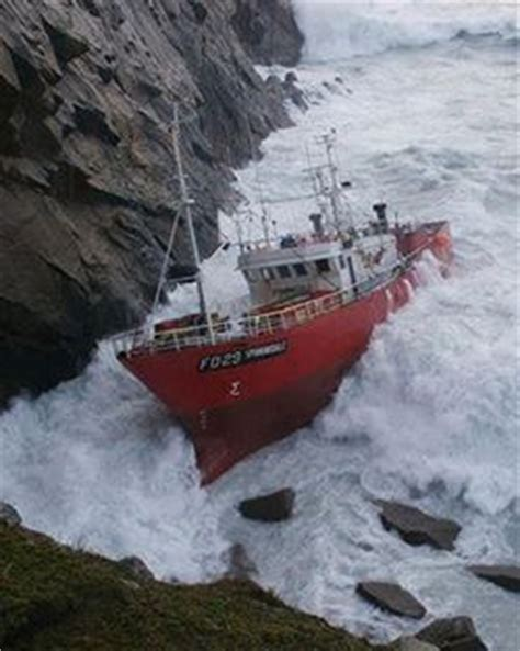 Catamaran Ferry In Rough Seas by Helicopter Heroes Rescue Ship Crews As Storms Lash Britain