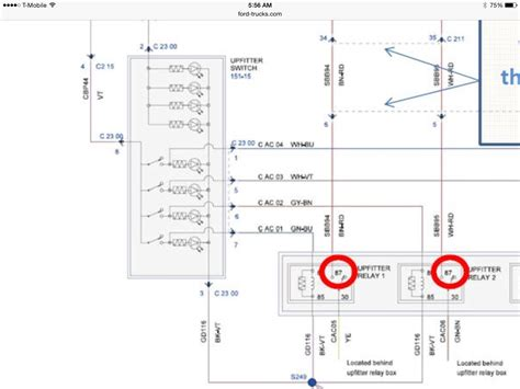 2005 Ford F 250 Wiring Schematic by 2015 Upfitter Wiring Diagram Help F250 Ford Truck