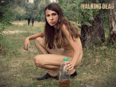 the WALKING DEAD XXX (photoshops by: ME) S01e02 - PornHugo.Com