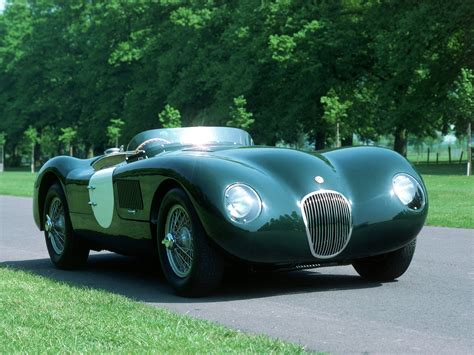 Jaguar C-Type (1951) - pictures, information & specs