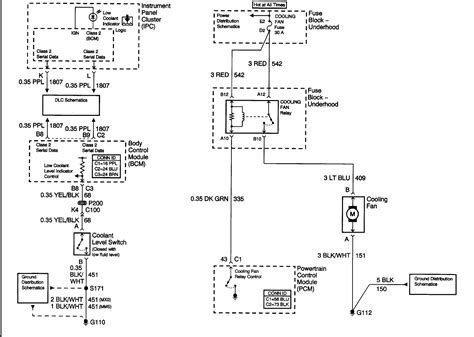 2011 Chevy Silverado Cooling Fan Wiring Diagram by Engine Cooling Fan Is Not Working At All On My 2004