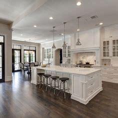 white kitchen  black countertops home interior pinterest white kitchen cabinets