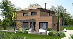 Les Constructeur De L Extreme Maison En Bois : constructeurs de maisons en bois en gironde 33 exemples ~ Dailycaller-alerts.com Idées de Décoration