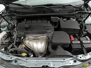 2011 Toyota Camry Le 2 5 Liter Dohc 16