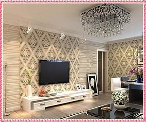 Wallpaper designs for home decor living room