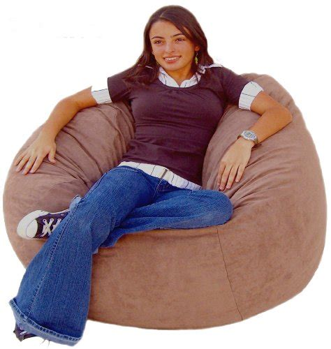 black friday 4 earth cozy sac bean bag chair