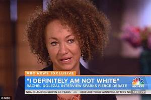 Rachel Dolezal poses nude for glamour photo shoot in ...
