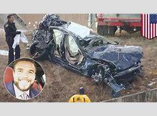 Facebook live car crash Maserati salesman livestreams 111