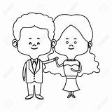 Wife Husband Coloring Kissing Drawing Sketch Template sketch template