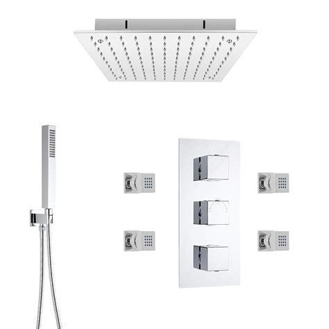 miscelatore termostatico doccia funzionamento kit doccia completo di miscelatore termostatico incasso a