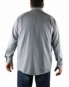 Chemise Noir Et Blanc : chemise manches longues petits carreaux noir et blanc casa ~ Nature-et-papiers.com Idées de Décoration