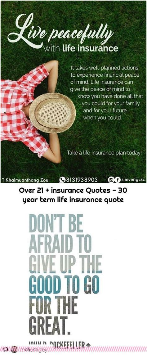 Find out more about decreasing term life insurance policies here. Over 21 + insurance Quotes - 30 year term life insurance quote in 2020   Term life insurance ...