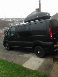 Renault Trafic Camper   Day Van Surf Van