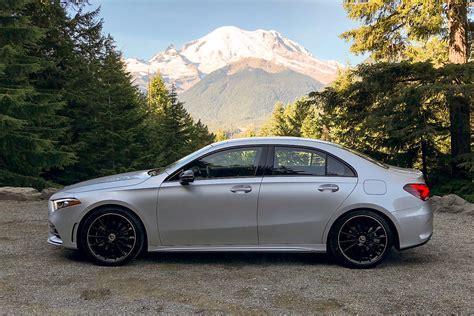 Mercedes Benz 2019 : 2019 Mercedes-benz A-class Sedan First Review