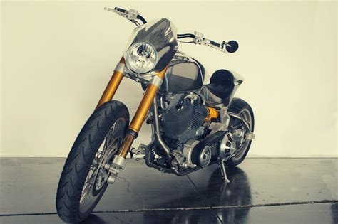 The Kr Gt-1 Prototype By The Arch Motorcycle Company