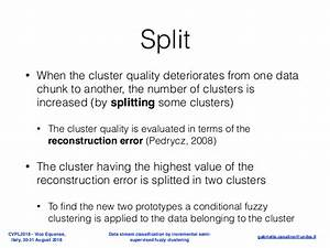 Data Stream Classification By Incremental Semi Supervised