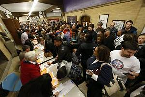 Voters head to the polls on Super Tuesday