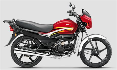 Hero Dawn 125 Bike, Specification, Images, Price, Features