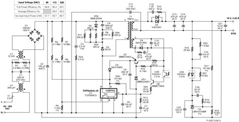 Wiring Diagram For Dell Power Supply Free by Circuit Diagram Of Laptop Adapter